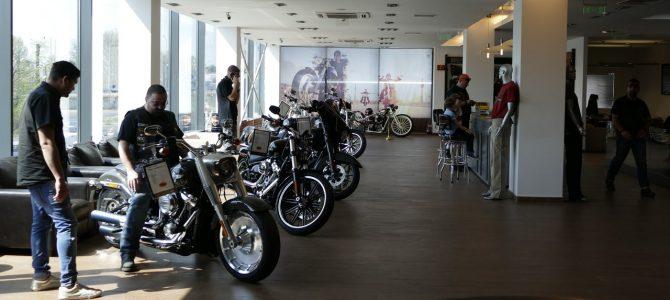 Porți deschise – cum a fost sâmbătă la Harley-Davidson