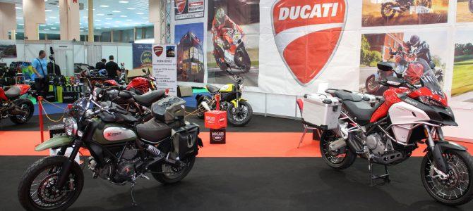 Ce modele prezintă Ducati la SMAEB 2018