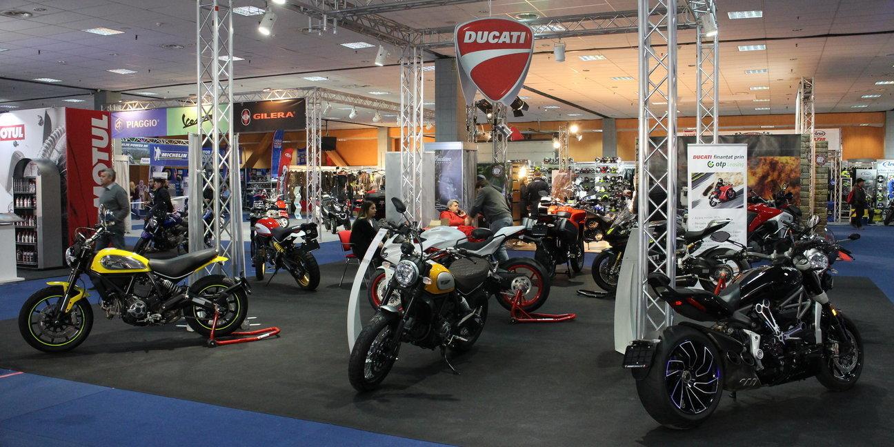 Ducati la SMAEB 2018