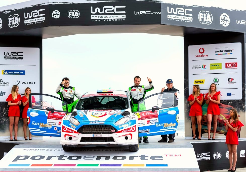 WRC 2018 - Portugalia