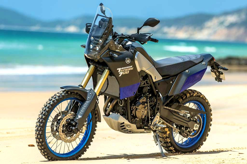 Yamaha World Raid