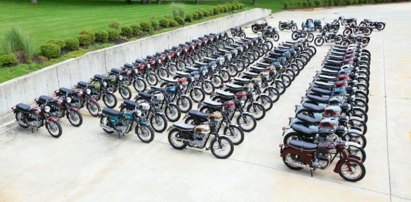 vânzările de motociclete