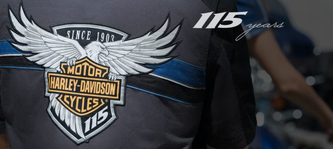 Harley-Davidson sărbătorește la Praga 115 ani de existență