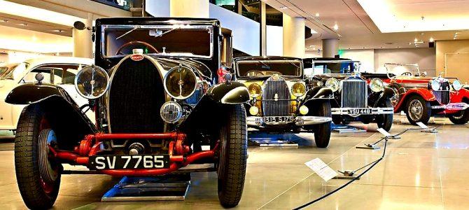 Hellenic Motor Museum – destinație de vacanță