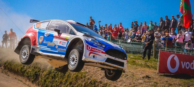 De vorbă cu Simone Tempestini și Bogdan Marișca la etapa WRC din Portugalia