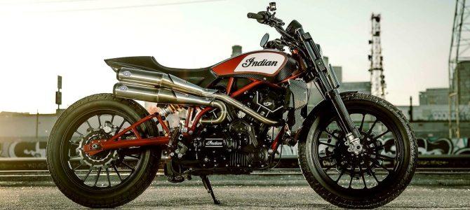 Zvonul devine realitate: Indian FTR1200 devine motocicletă de serie în 2019