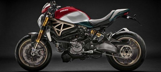 Ducati sărbătorește 25 de ani Monster cu ediția limitată Monster 1200 25 Anniversario