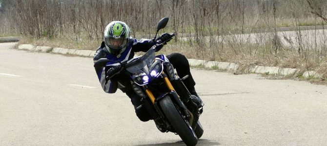 Yamaha MT09 SP – test şi prezentare – varianta video