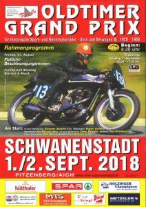 Oldtimer Schwanenstadt 2018