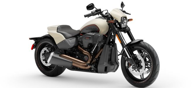 Softail FXDR 114