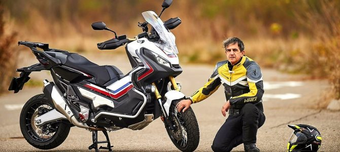 Honda X-ADV – scuter sau motocicletă ?