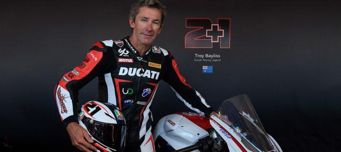 Motocicleta lui Troy Bayliss de la WDW 2018 a fost vândută cu 120.000 euro
