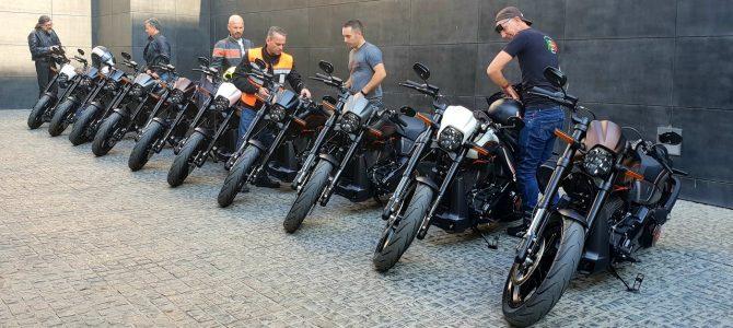 Cum a fost la lansarea FXDR 114, ultimul Harley-Davidson din familia Softail