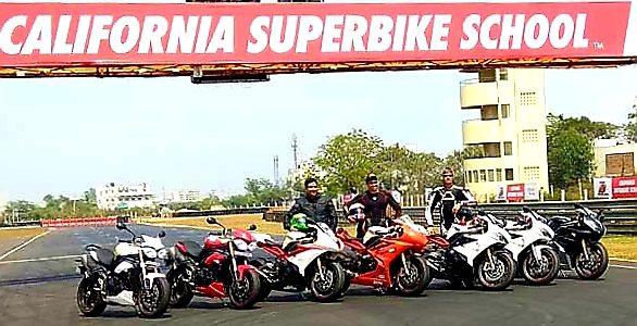 California Superbike School vineîn România