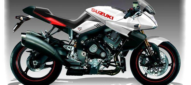 Suzuki va prezenta noul Katana la Intermot 2018