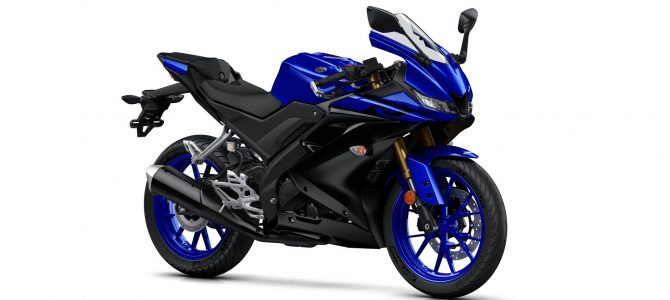 Yamaha va prezenta la Intermot noul YZF-R125