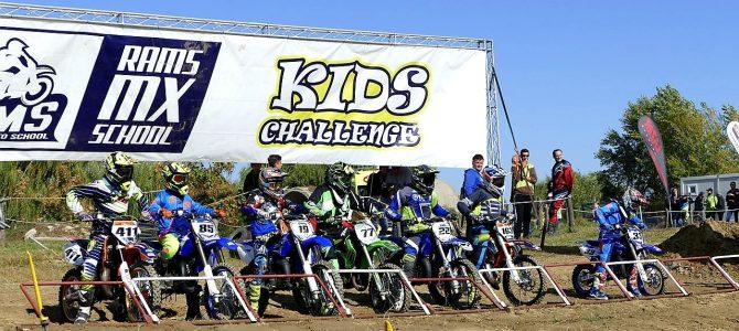 Am fost la concursul de motocros pentru copii – Kids Challenge