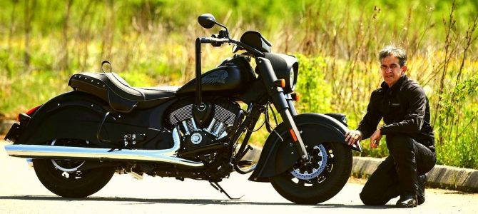 Prezentare Indian Chief Dark Horse – varianta video