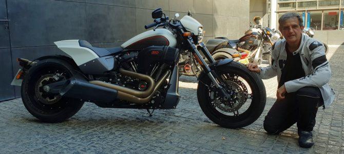 Harley-Davidson FXDR 114 – test și prezentare – varianta video