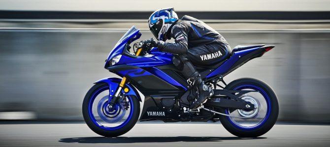 Modelul Yamaha YZF-R3 este modificat pentru sezonul 2019