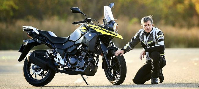 Suzuki V-Strom 250 – test și prezentare – varianta video