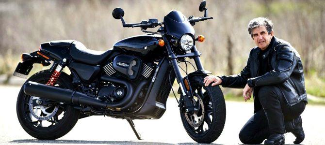 Harley-Davidson Street Rod – test şi prezentare