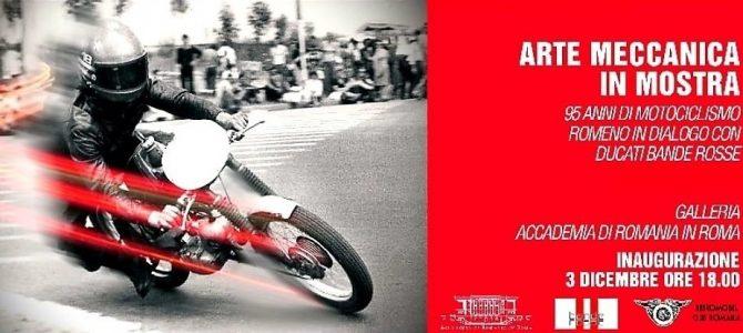 Accademia di Romania din Roma sărbătorește 95 de ani de motociclism în România