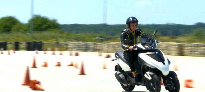 Cupa La Volan cu scuterul Piaggio MP3 – ultimul episod