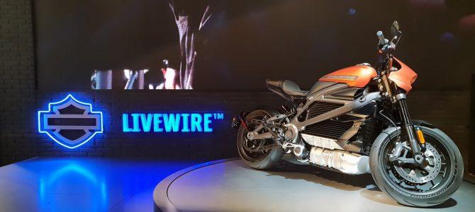 Harley-Davidson a făcut publice detalii despre modelul electric LiveWire