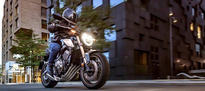 Honda CB650R, noul model din gama Neo Sport Café