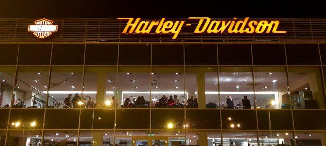 Cum a fost sărbătoarea de sfârșit de an la Harley-Davidson București