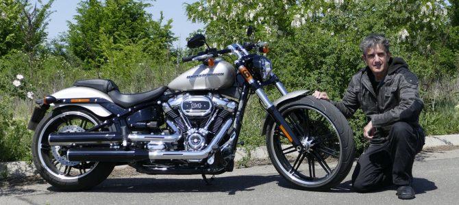 Harley-Davidson Breakout 114 – test și prezentare video