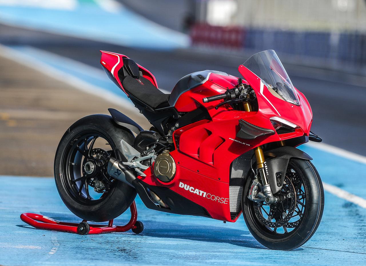 Ducati la EICMA 2018