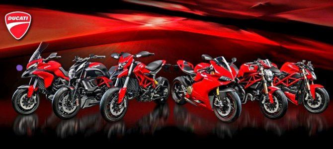 Vânzările Ducati în 2018 – firma din Bologna preia conducerea la clasa Superbike