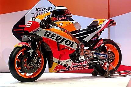 Repsol Honda 2019