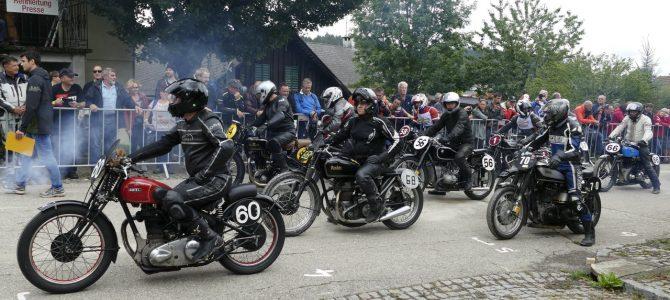 Cum a fost la concursul de motociclete clasice Oldtimer GP 2018 Schwanenstadt