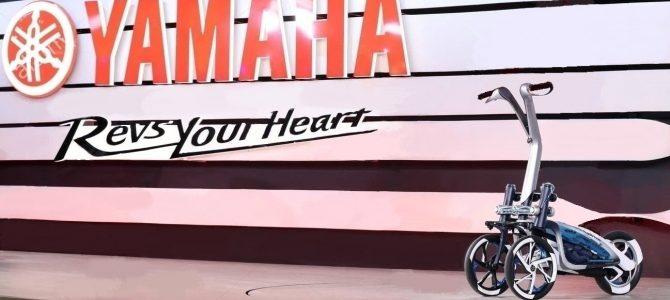 Yamaha a prezentat la Las Vegas o tricicletă electrică concept – TRITOWN