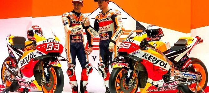 Repsol Honda a prezentat azi echipa pentru sezonul MotoGP 2019 și a sărbătorit 25 de ani de parteneriat