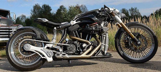 Lilith 1200R, creația firmei Bartcycles, expusă la Praga – 115 ani Harley-Davidson