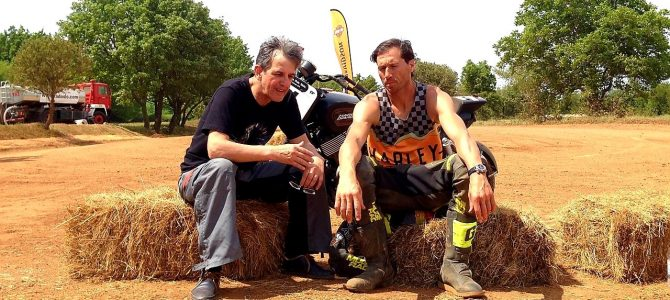 De vorbă cu Rubén Xaus – Ride Ride Slide by Harley-Davidson
