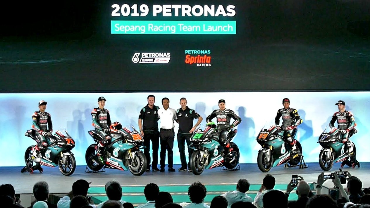 PETRONAS Yamaha Sepang Racing Team