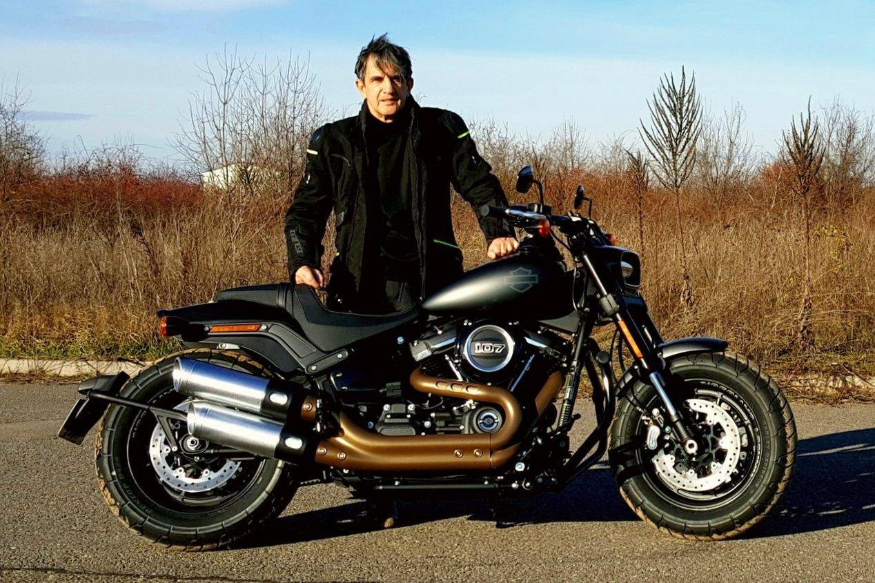 Harley-Davidson Fat Bob 107