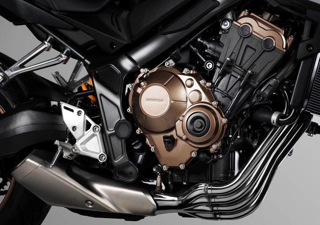 Honda CB 650R 2019