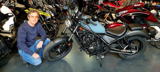 Honda Rebel CMX 500