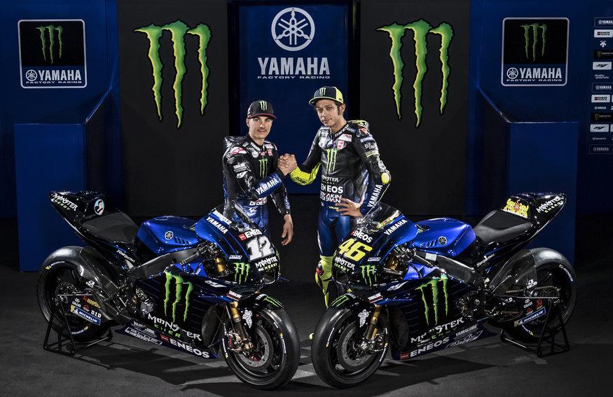Monster Energy Yamaha