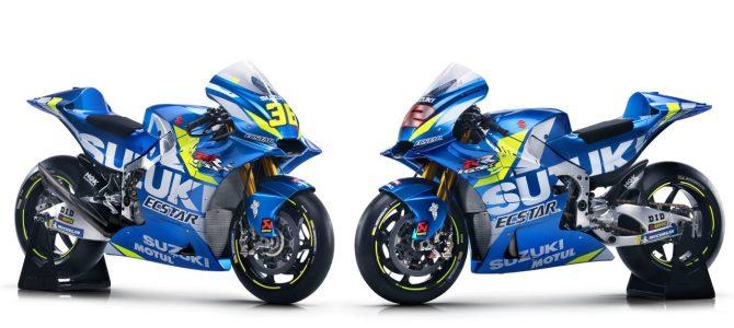 Echipa Suzuki Ecstar a prezentat noul GSX-RR, motocicleta pentru sezonul MotoGP 2019