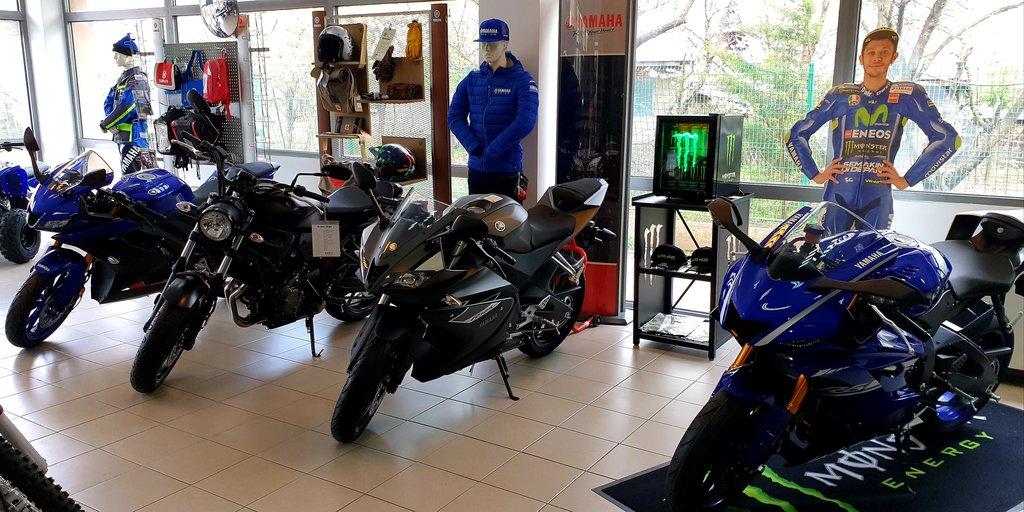 Yamaha la SMAEB 2019