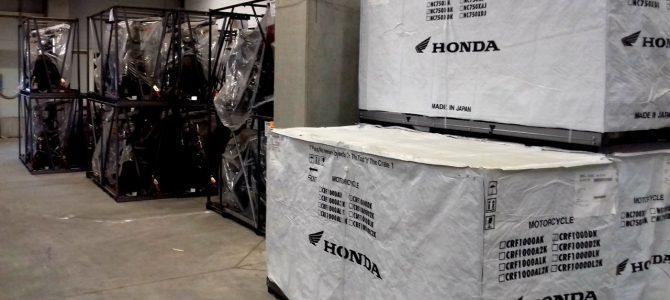 Ce aduce Honda la SMAEB 2019 – gama completă de motociclete prezentă la București