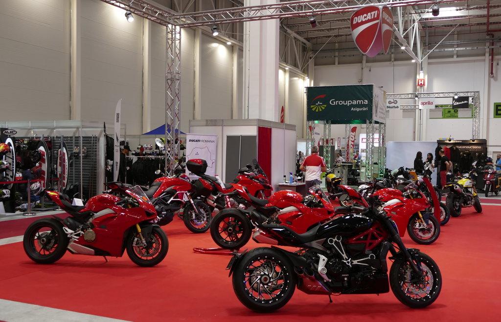 Ducati la SMAEB 2019