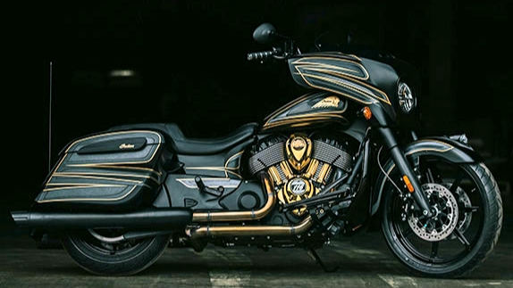 Zac Brown Indian Chieftain